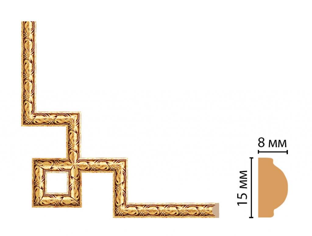Декоративный угловой элемент DECOMASTER 130C-3-683