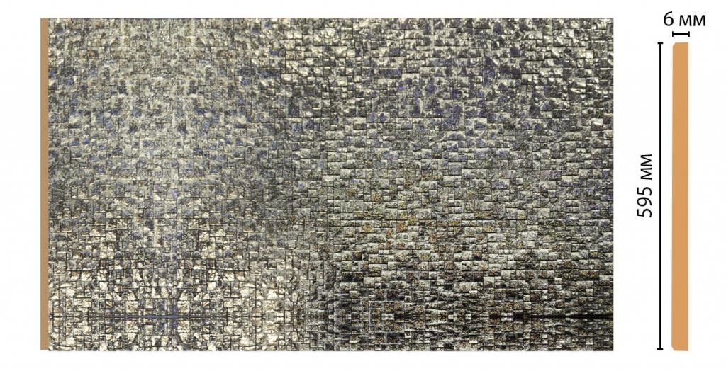 Декоративная панель DECOMASTER M60-27