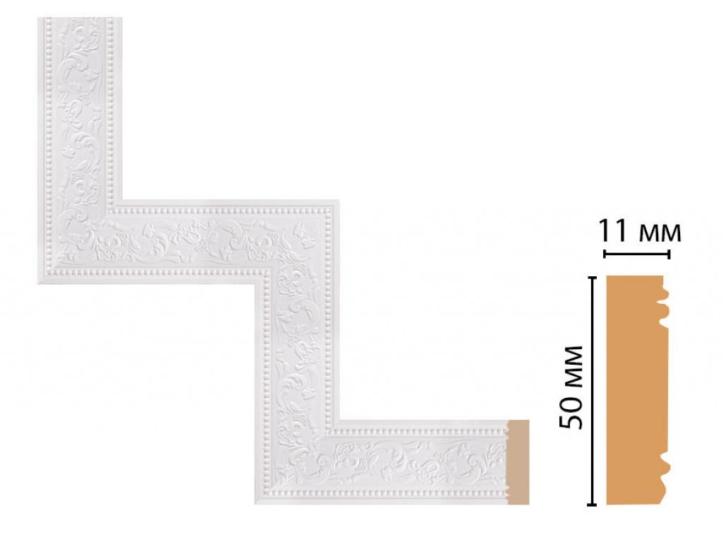 Декоративный угловой элемент DECOMASTER 156-1-115