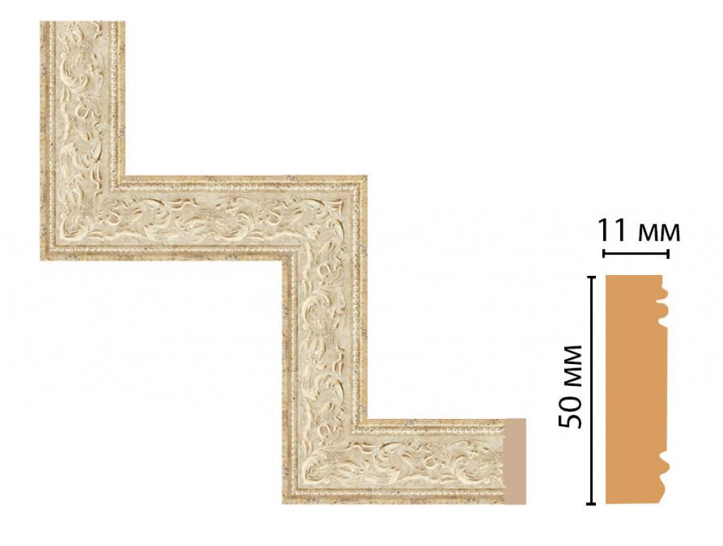 Декоративный угловой элемент DECOMASTER 156-1-553