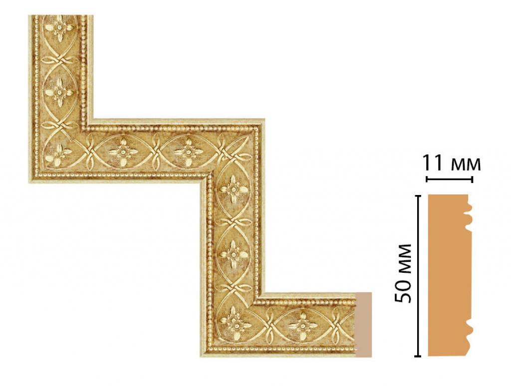 Декоративный угловой элемент DECOMASTER 156-1-933