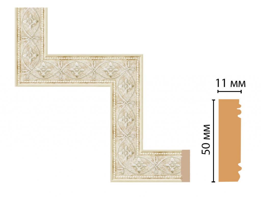 Декоративный угловой элемент DECOMASTER 156-1-937