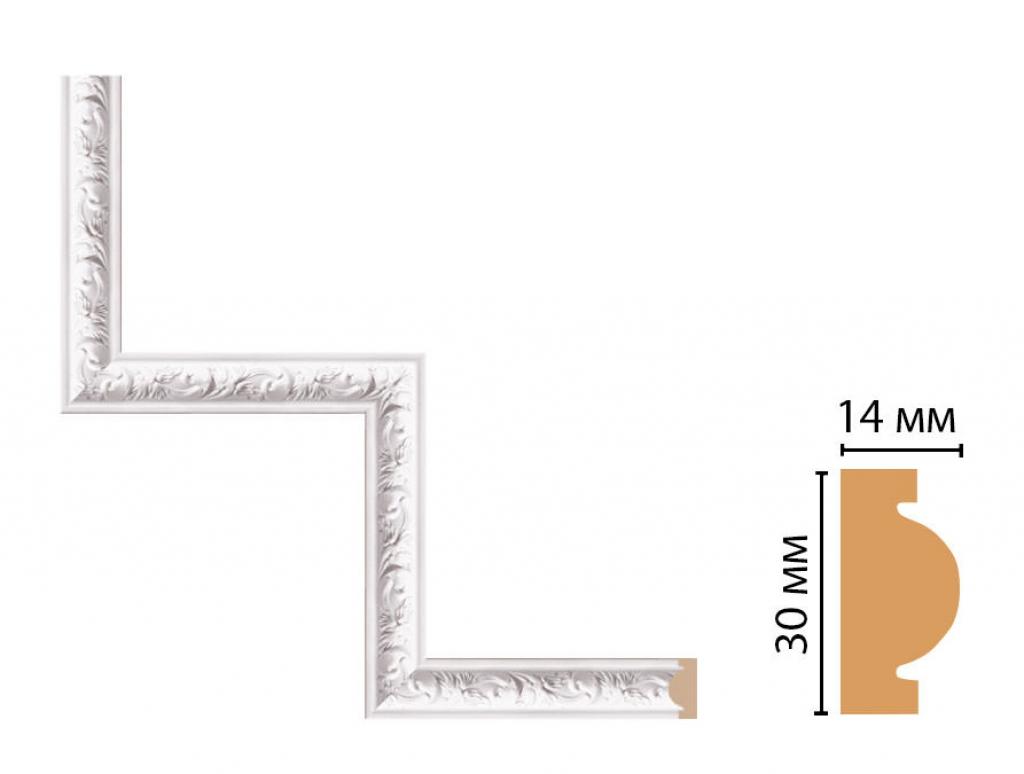 Декоративный угловой элемент DECOMASTER 157-1-115
