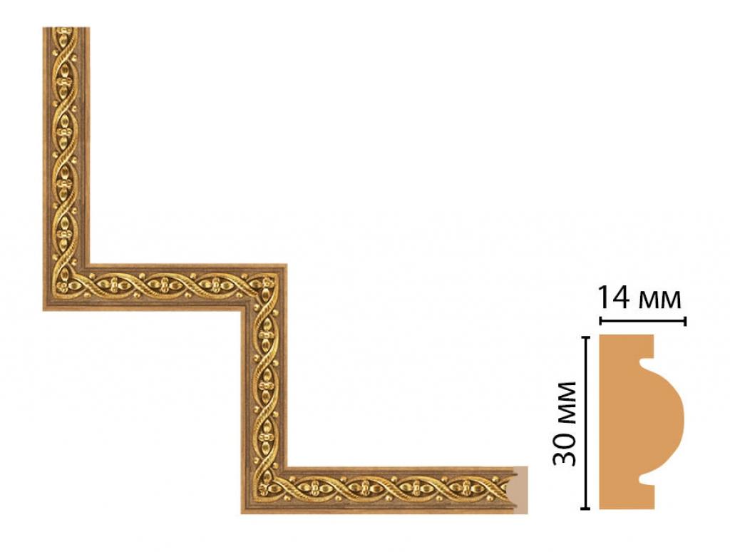 Декоративный угловой элемент DECOMASTER 157-1-4