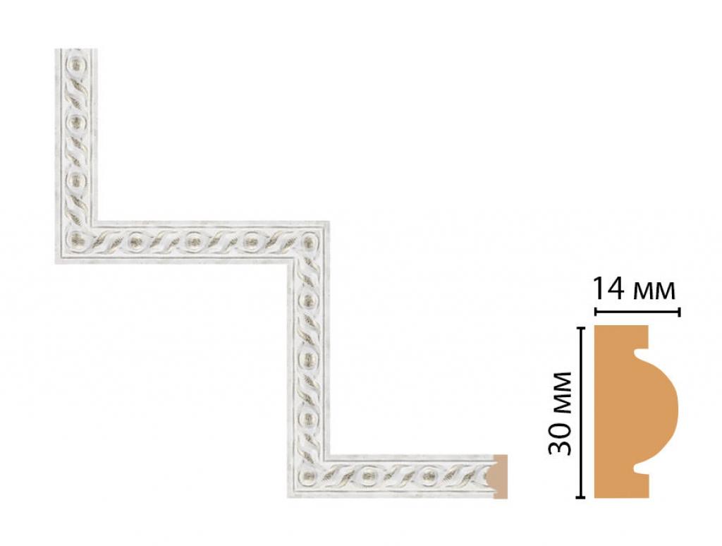 Декоративный угловой элемент DECOMASTER 157-1-42