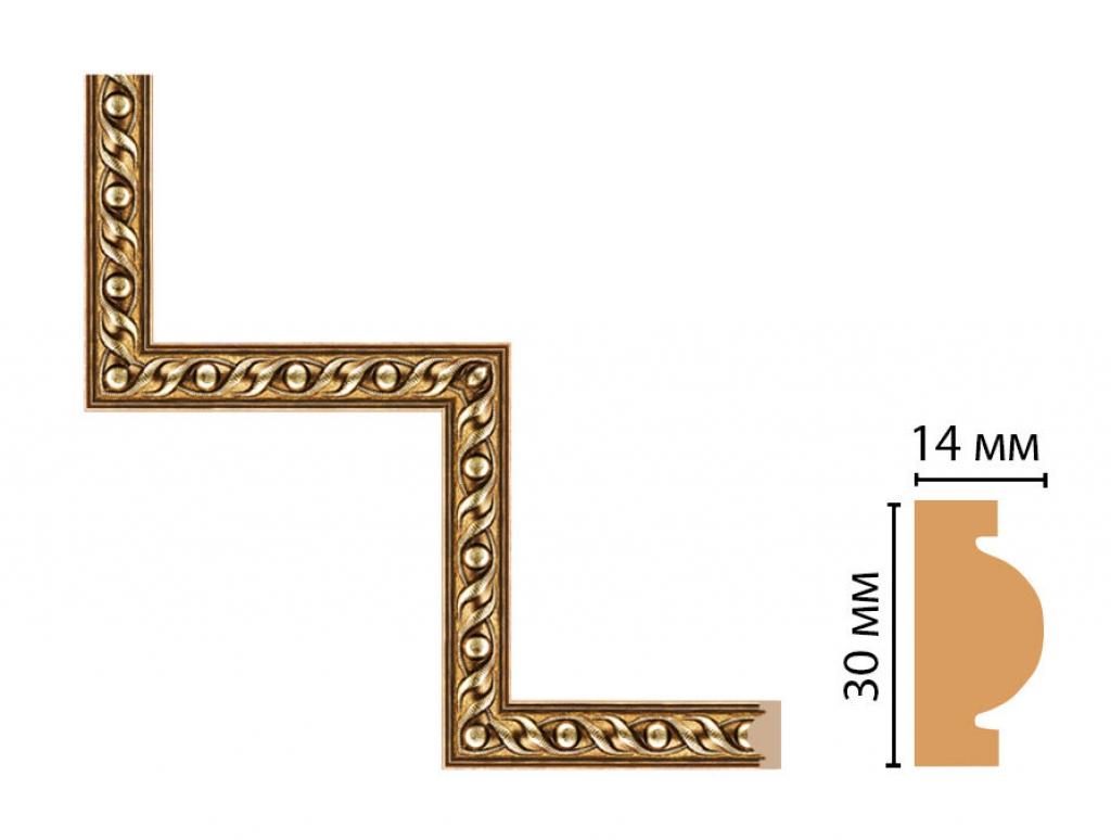 Декоративный угловой элемент DECOMASTER 157-1-43