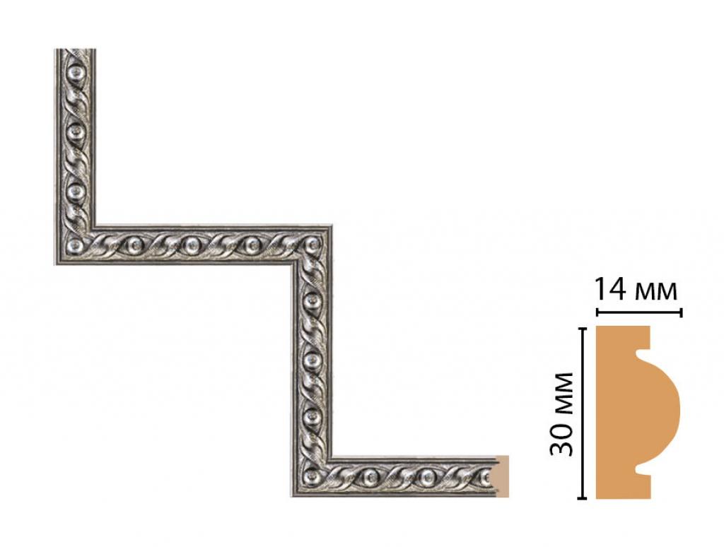Декоративный угловой элемент DECOMASTER 157-1-44