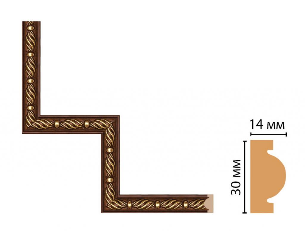 Декоративный угловой элемент DECOMASTER 157-1-51