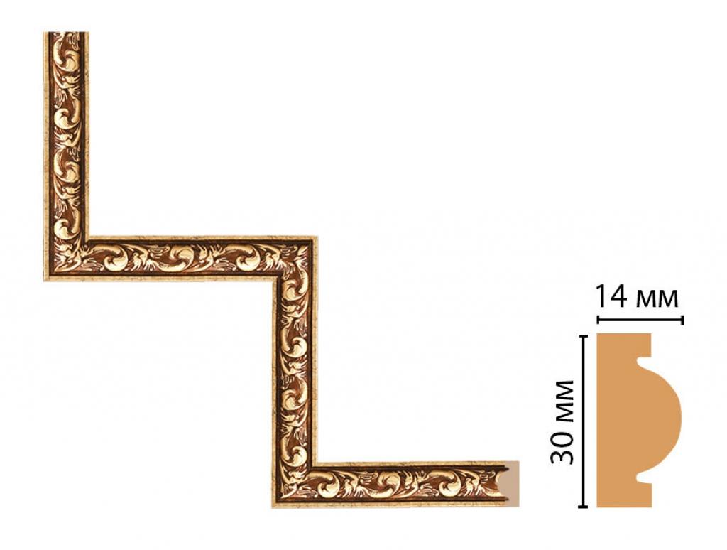 Декоративный угловой элемент DECOMASTER 157-1-552
