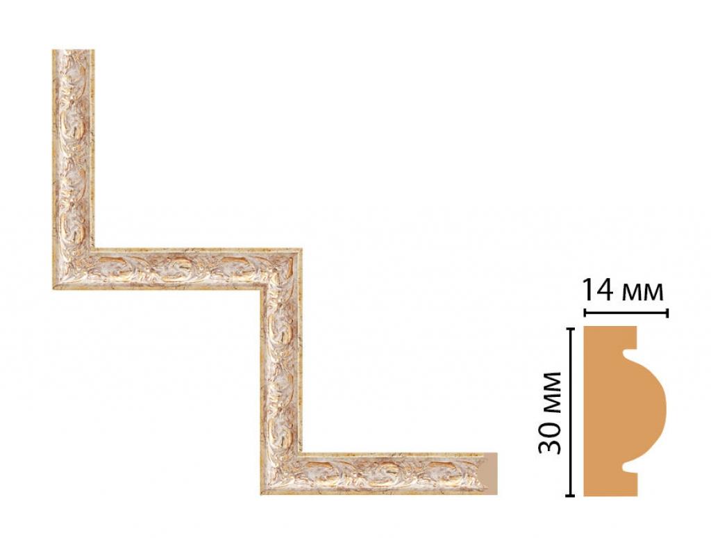 Декоративный угловой элемент DECOMASTER 157-1-553