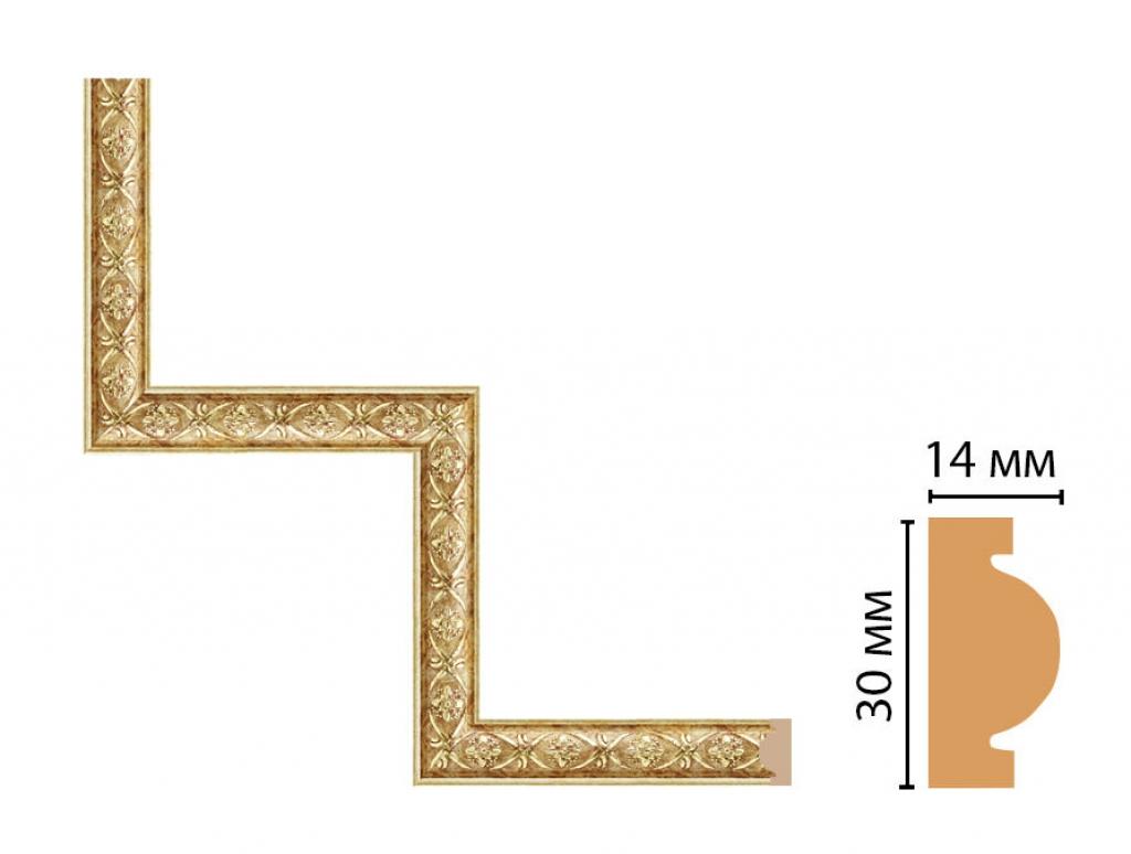 Декоративный угловой элемент DECOMASTER 157-1-933