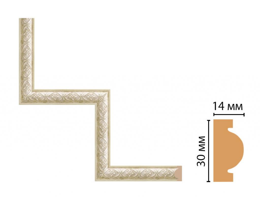 Декоративный угловой элемент DECOMASTER 157-1-937
