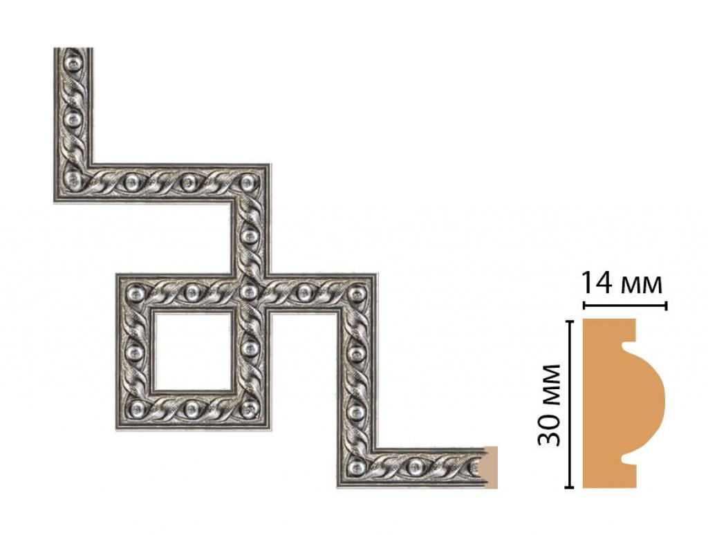 Декоративный угловой элемент DECOMASTER 157-3-44