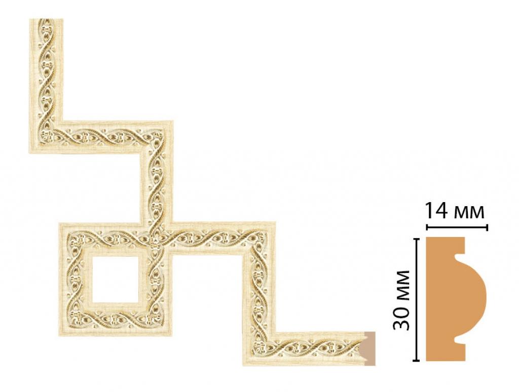 Декоративный угловой элемент DECOMASTER 157-3-5