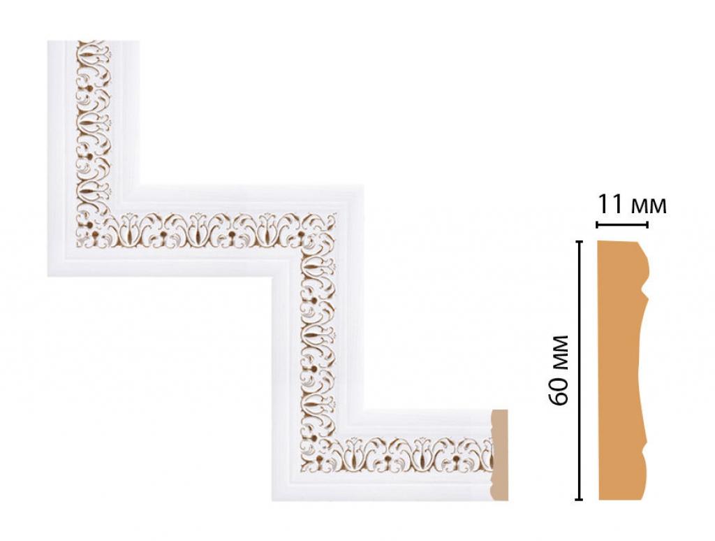Декоративный угловой элемент DECOMASTER 164-1-118