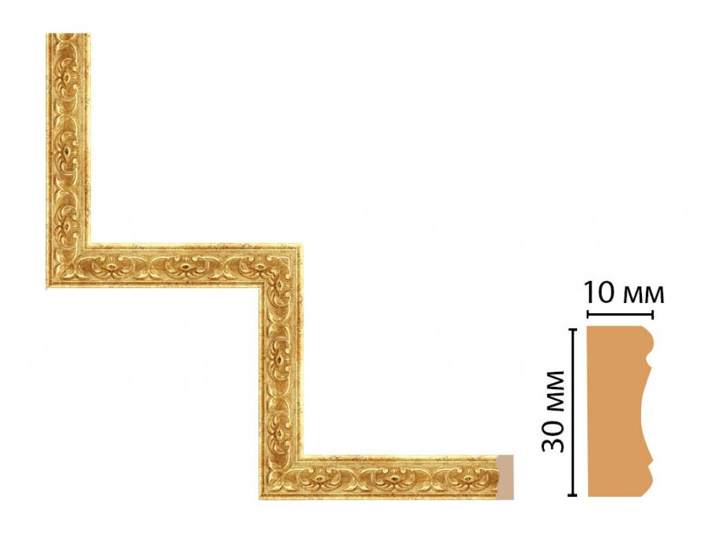 Декоративный угловой элемент DECOMASTER 165-1-126