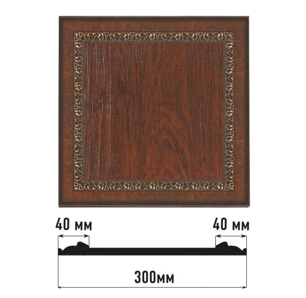 Декоративная панно DECOMASTER D30-2