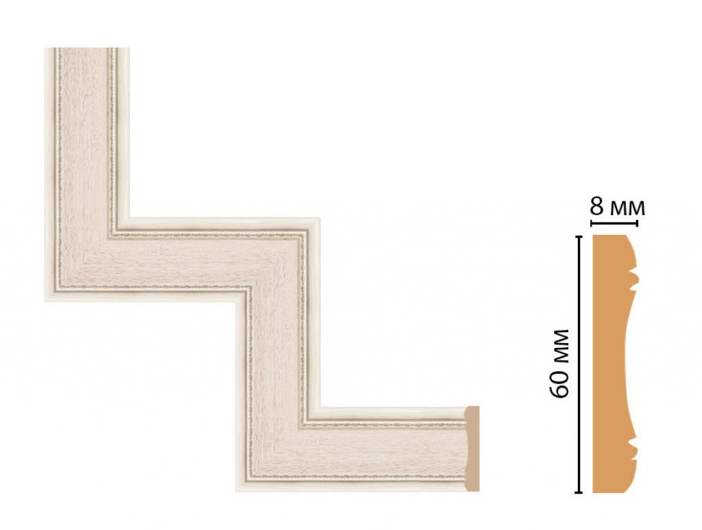 Декоративный угловой элемент DECOMASTER 185-1-13