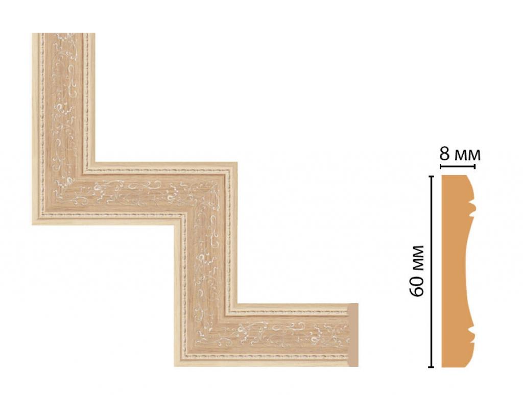 Декоративный угловой элемент DECOMASTER 186-1-11
