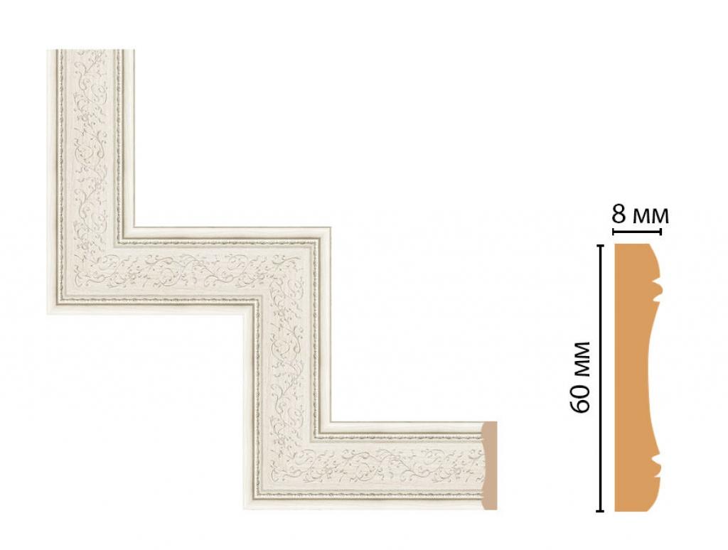 Декоративный угловой элемент DECOMASTER 186-1-15