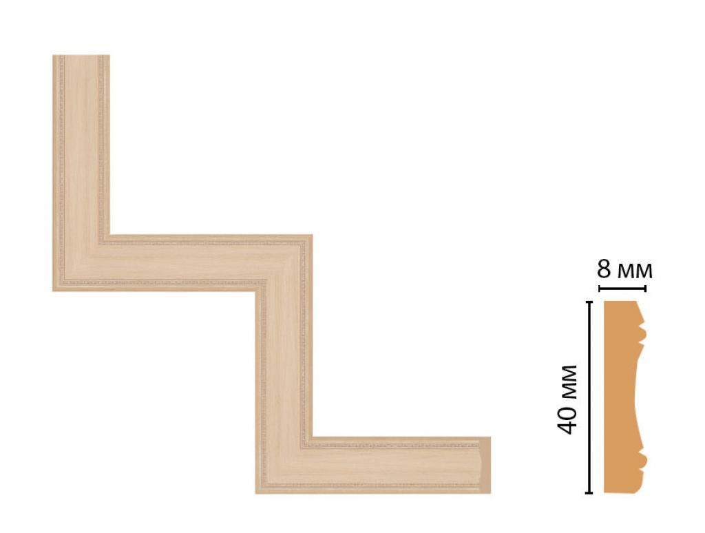 Декоративный угловой элемент DECOMASTER 187-1-11