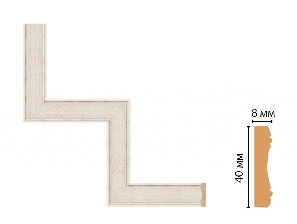 Декоративный угловой элемент DECOMASTER 187-1-13