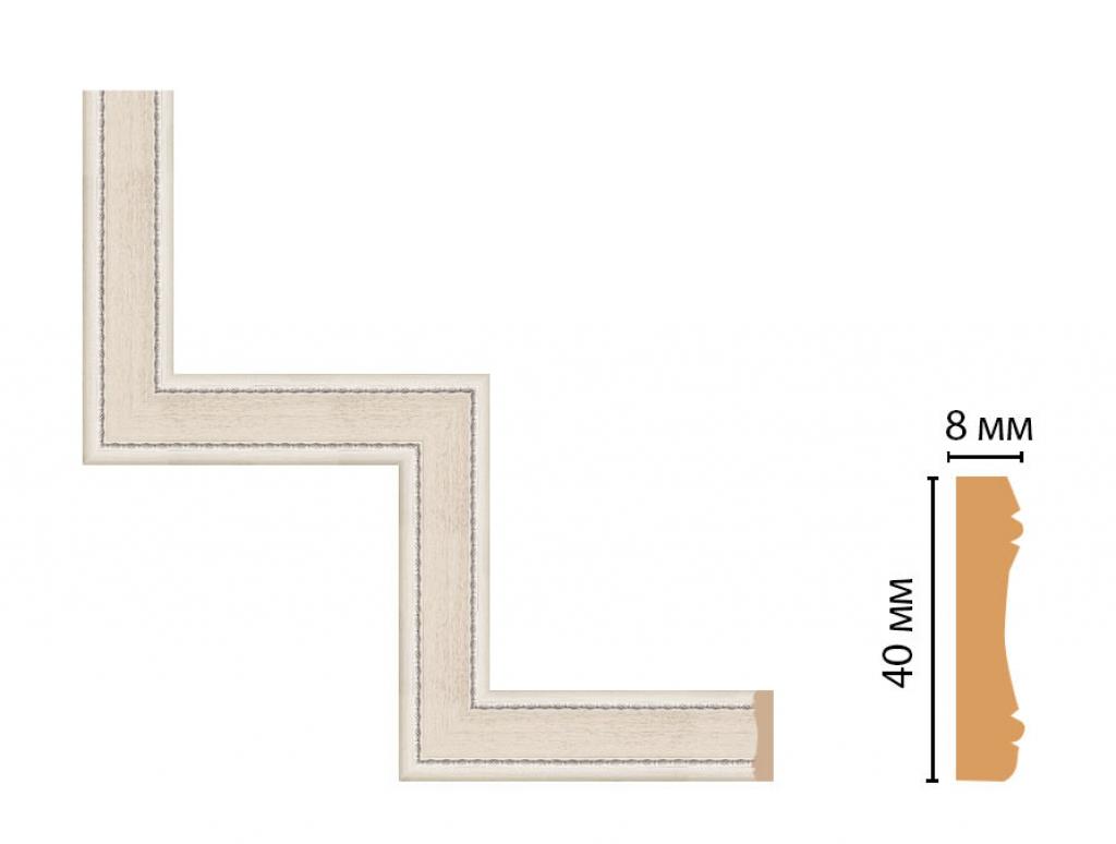 Декоративный угловой элемент DECOMASTER 187-1-14