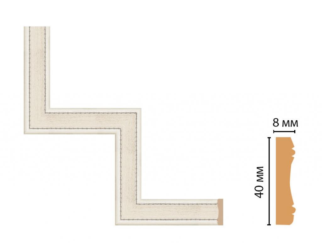 Декоративный угловой элемент DECOMASTER 187-1-15