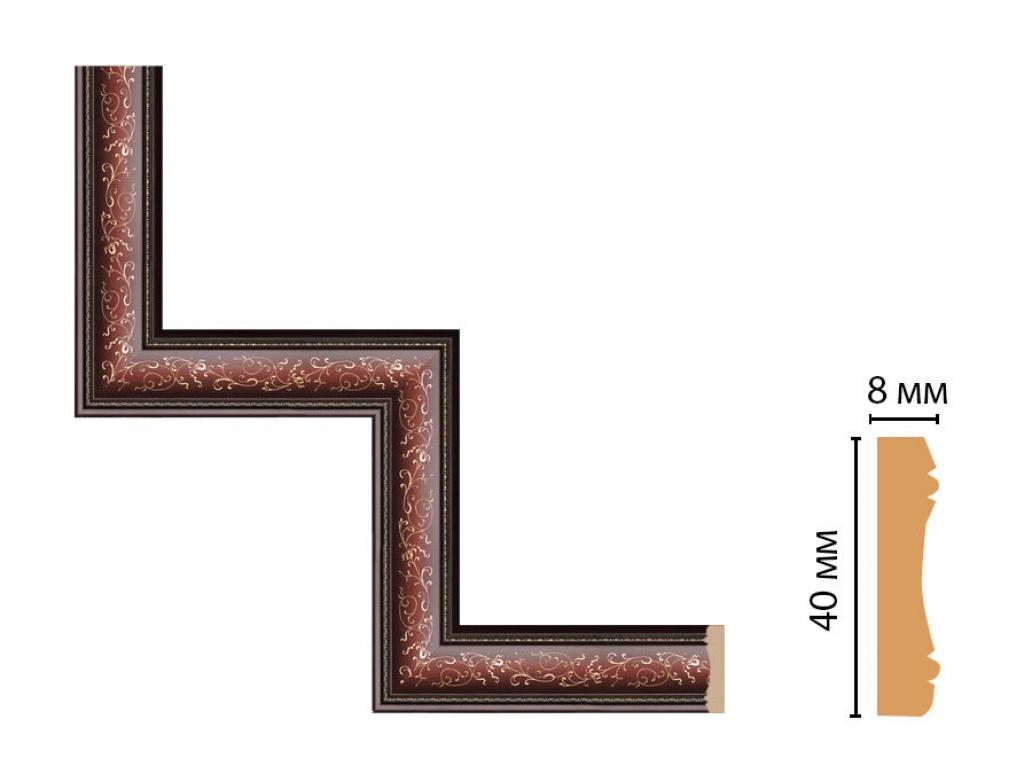Декоративный угловой элемент DECOMASTER 188-1-52