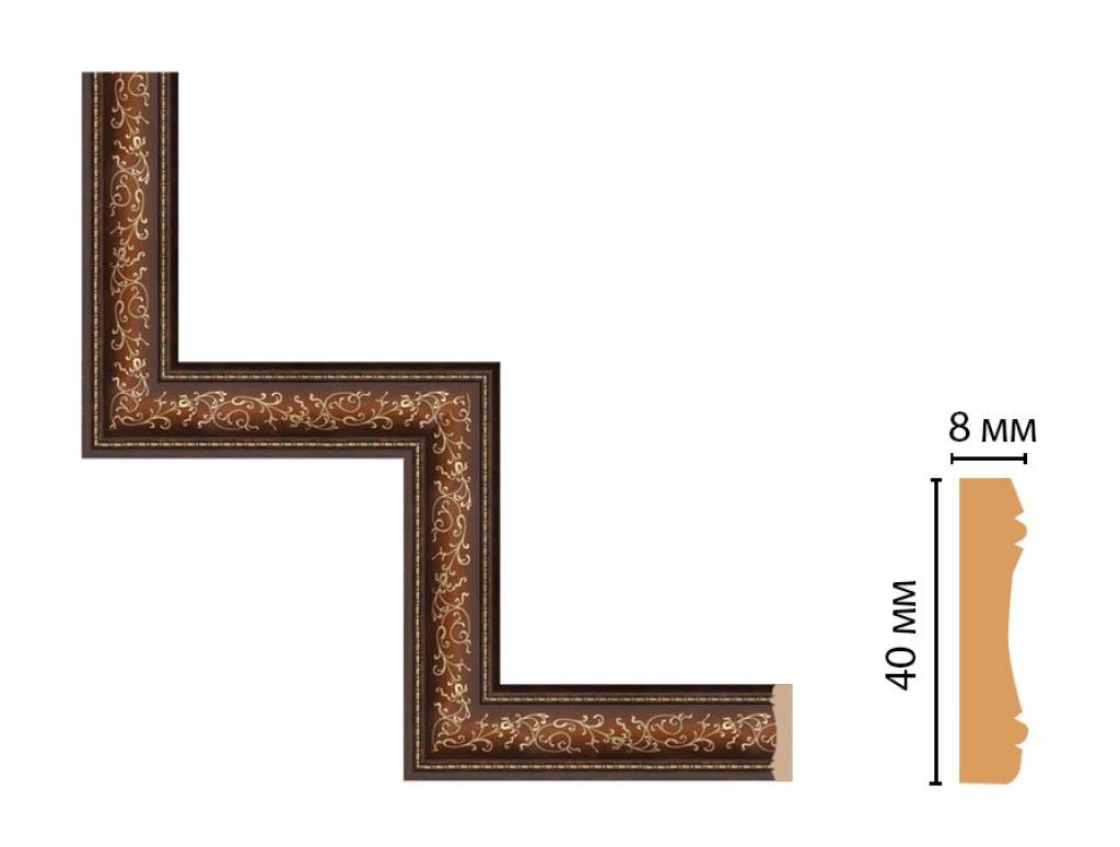 Декоративный угловой элемент DECOMASTER 188-1-51