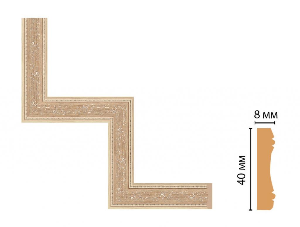 Декоративный угловой элемент DECOMASTER 188-1-11