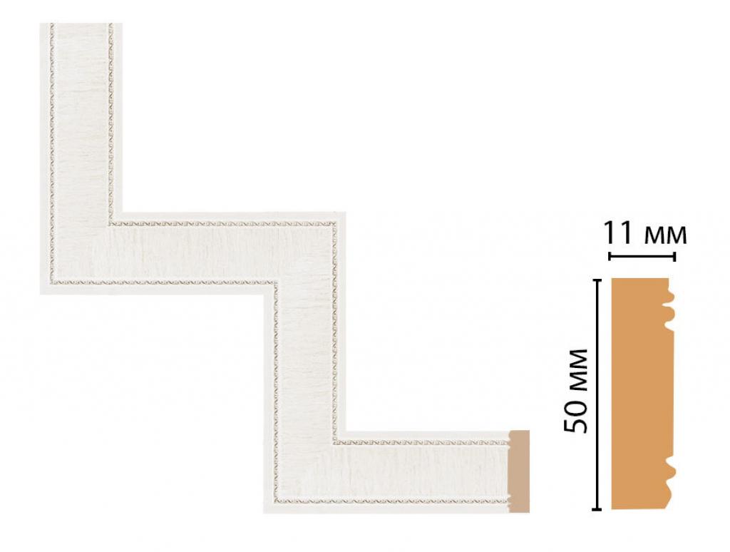 Декоративный угловой элемент DECOMASTER 156-1-7D