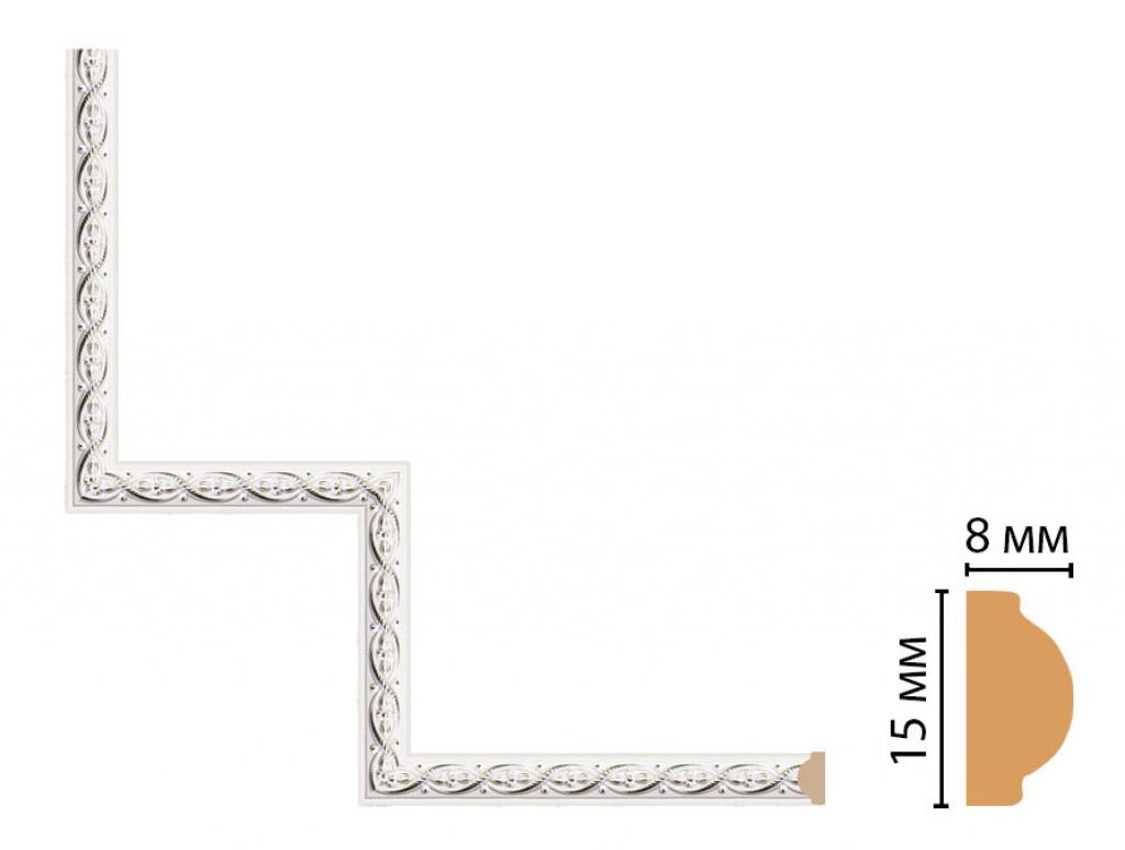 Декоративный угловой элемент DECOMASTER 130-1-7D