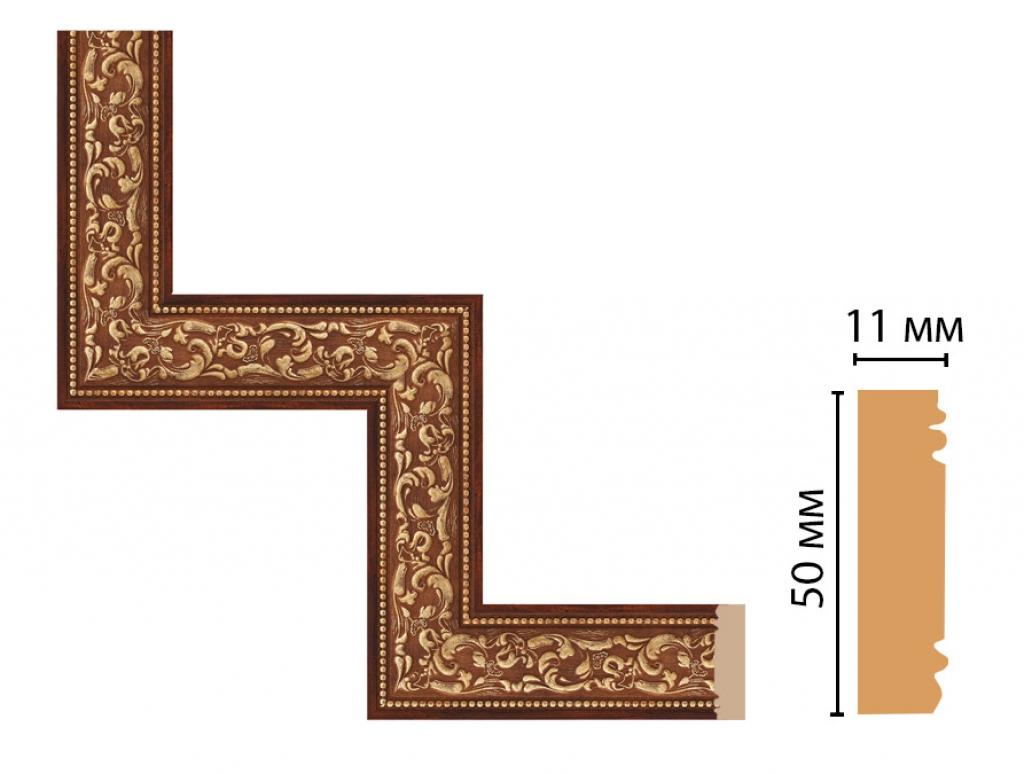 Декоративный угловой элемент DECOMASTER 156-1-1084