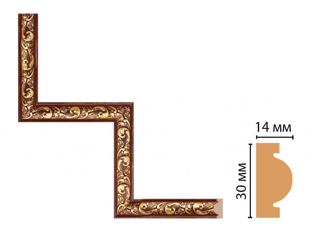 Декоративный угловой элемент DECOMASTER 157-1-1084