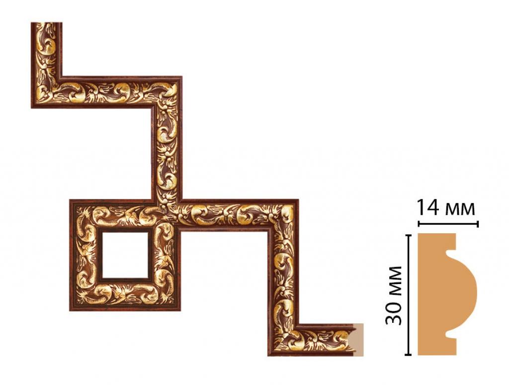 Декоративный угловой элемент DECOMASTER 157-3-1084