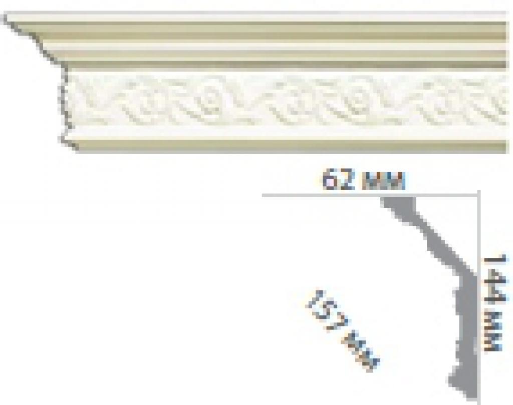Карниз с орнаментом C126