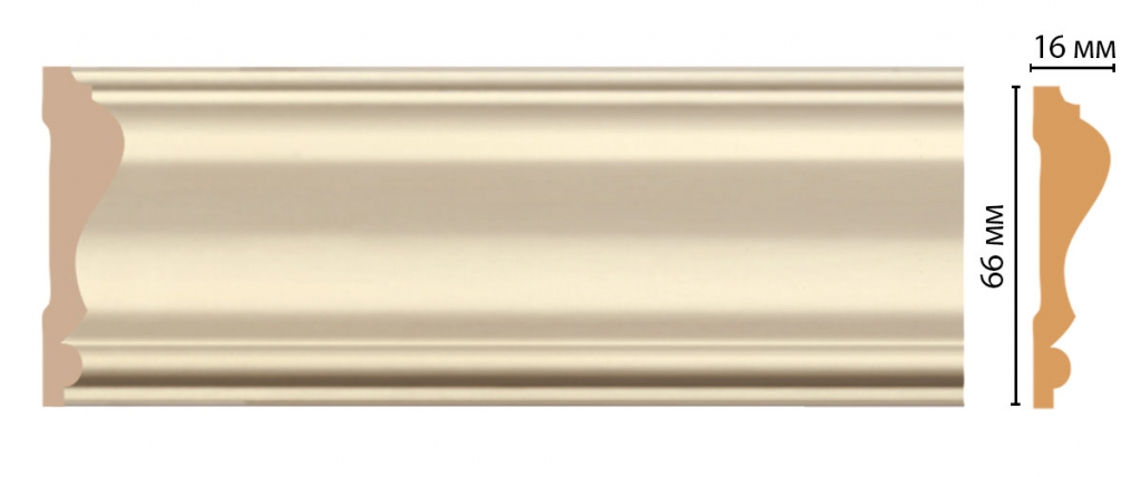 Молдинг DECOMASTER D022-61