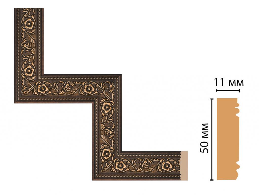 Декоративный угловой элемент DECOMASTER 156-1-56