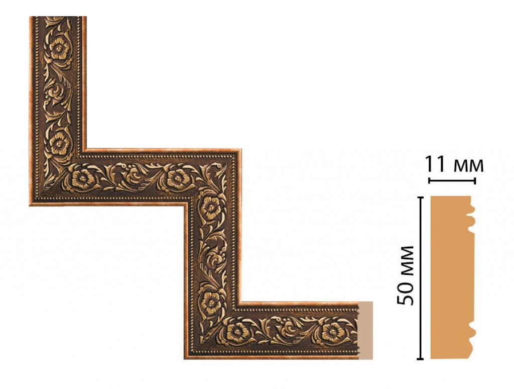 Декоративный угловой элемент DECOMASTER 156-1-57