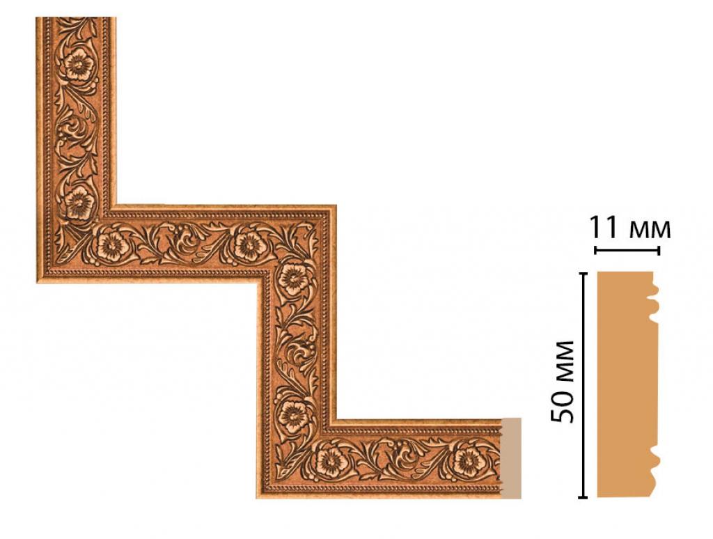 Декоративный угловой элемент DECOMASTER 156-1-58