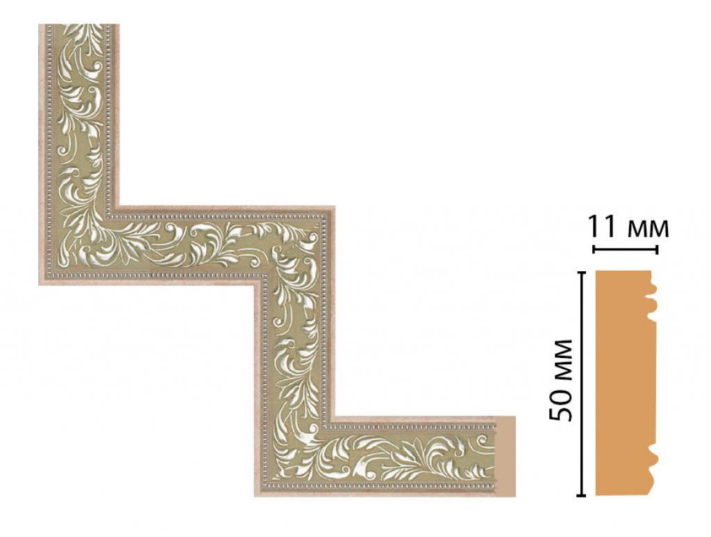 Декоративный угловой элемент DECOMASTER 156-1-59