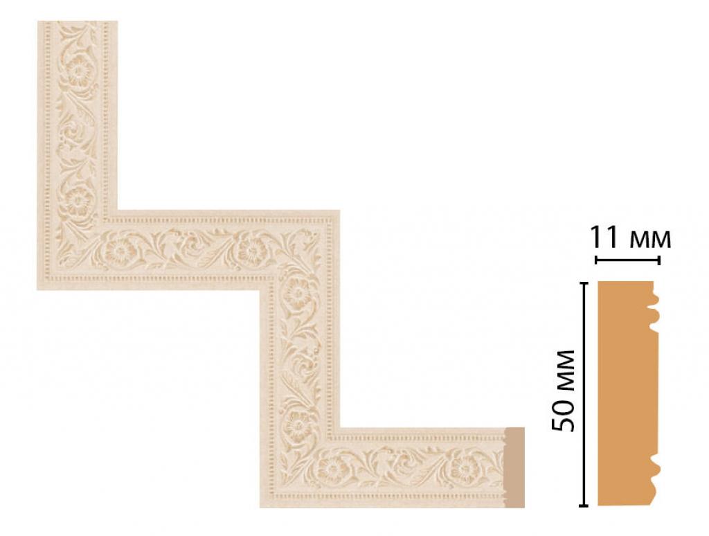 Декоративный угловой элемент DECOMASTER 156-1-18D