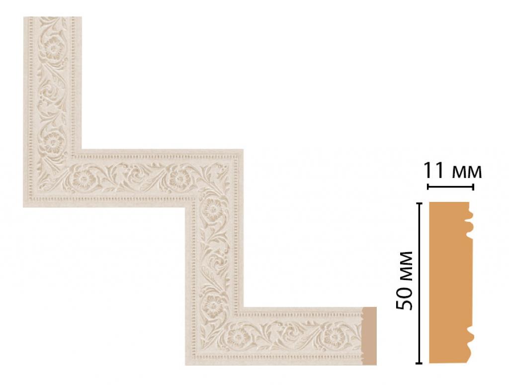 Декоративный угловой элемент DECOMASTER 156-1-19D