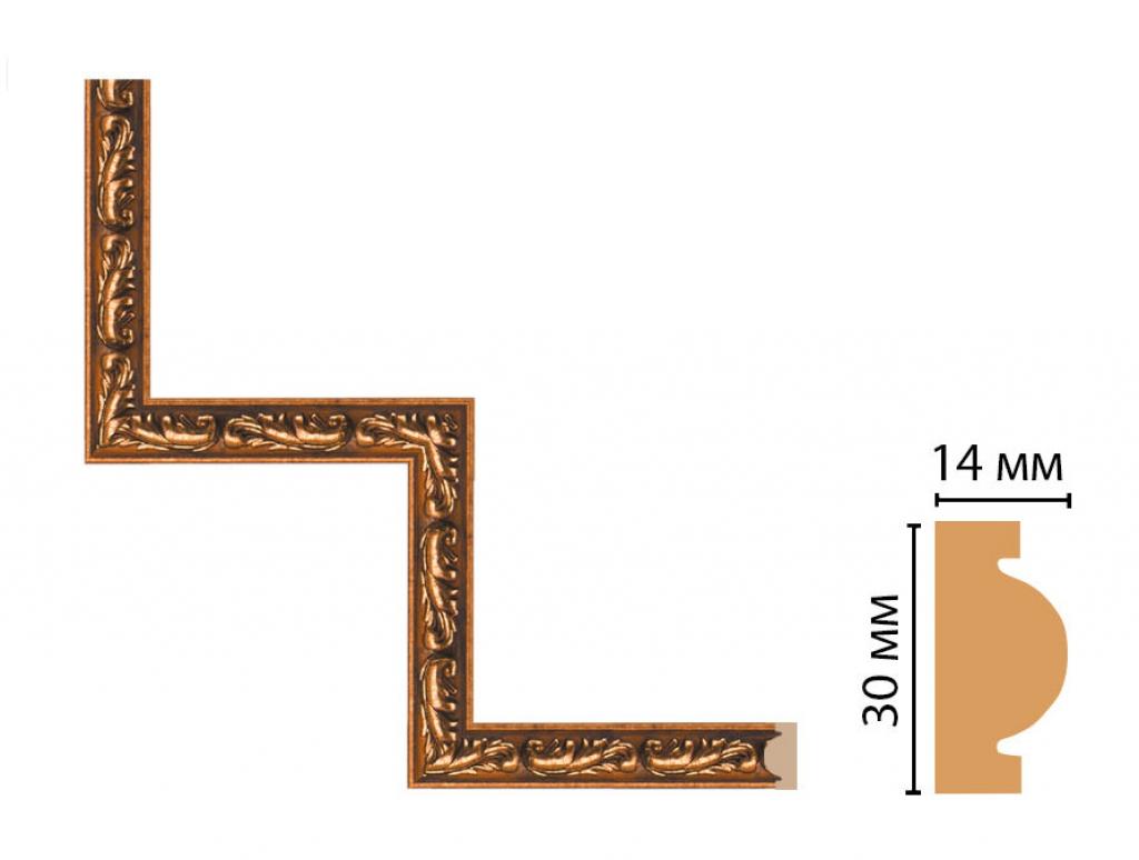 Декоративный угловой элемент DECOMASTER 157-1-1223