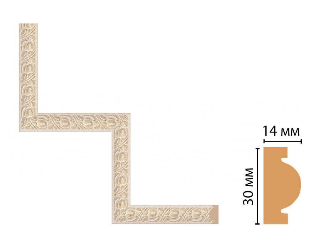 Декоративный угловой элемент DECOMASTER 157-1-18D