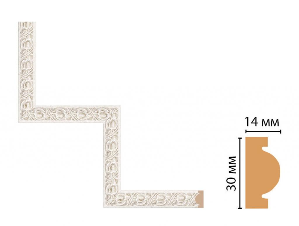 Декоративный угловой элемент DECOMASTER 157-1-19D