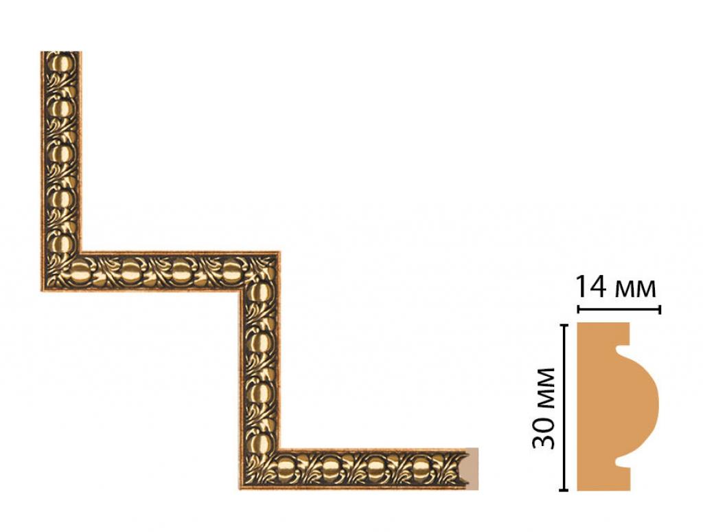 Декоративный угловой элемент DECOMASTER 157-1-57