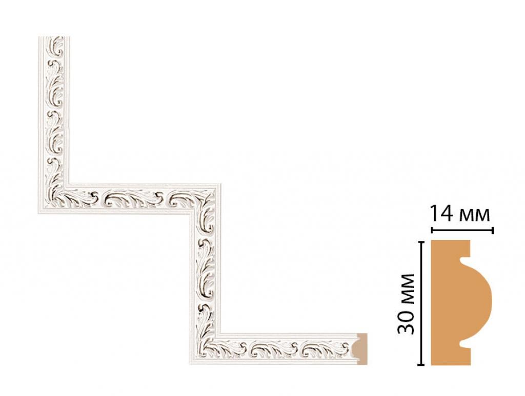 Декоративный угловой элемент DECOMASTER 157-1-60
