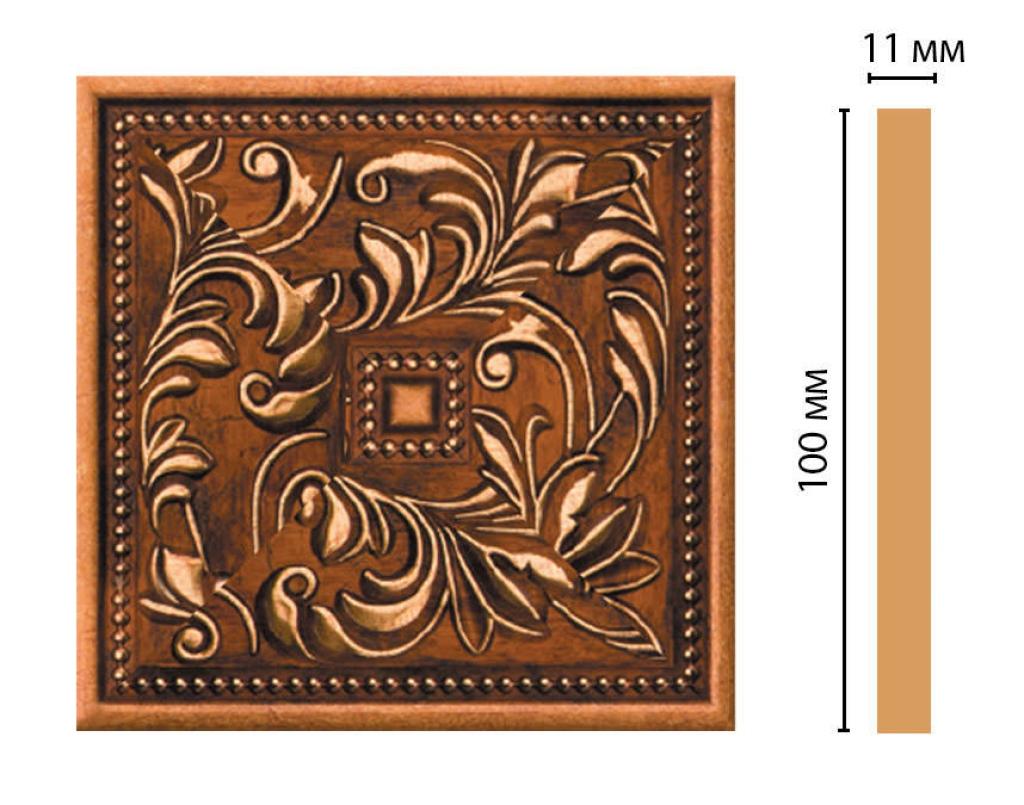 Вставка цветная DECOMASTER 156-2-1223